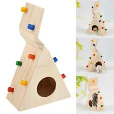 Hamster Climbing Ladder Small Rat Accessories Supply Gerbil Mice Small Pet Toys