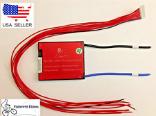 36V 10S 25A Li-ion Battery Protection Board BMS PCB for Electric Bike Ebike DIY