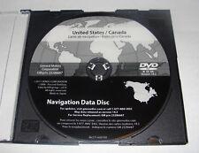 2016 GM North America Navigation DVD Map Update GM p/n: 23286667 Ver 14.3