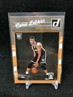CARIS LEVERT 2016-17 Panini Donruss Rated Rookie #167 RC Brooklyn Nets L08