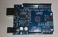 Arduino Uno R3 Compatible   ATmega328P with CH340 chip . UK stock