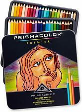 Prismacolor Premier Soft Core Colored Pencils 48 Colored Pencils Set