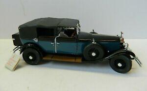 Franklin Mint Rolls Royce Classic Car in Box