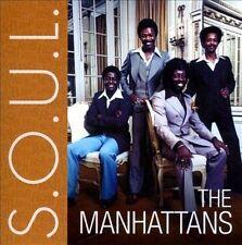 S.O.U.L.: The Manhattans CD