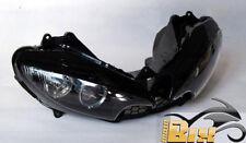 Coppia Fari Yamaha R6 2003/2004/2005 Faro Anteriore Nuovo Vetro Chiaro Headlight