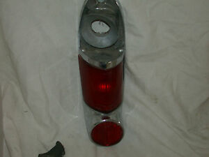 TAIL LIGHT ASSEMBLY USED FITS A JAGUAR 420 SEDAN