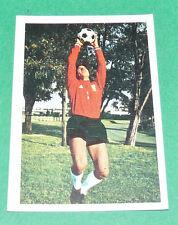 N°91 G. CONRATH AGEDUCATIFS FOOTBALL 1971-1972 OLYMPIQUE LYON OL GERLAND PANINI