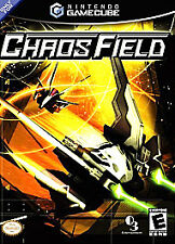 Chaos Field (Nintendo GameCube, 2005) COMPLETE W/ Manual SPOTLESS DISC