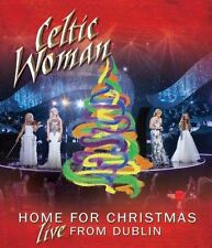 Celtic Woman: Home for Christmas - Live in Concert (DVD, 2013)