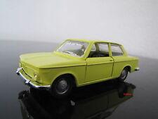 Märklin 18103-04 RAK Replika 1:43 BMW 2002, schwefelgelb, neu in OVP