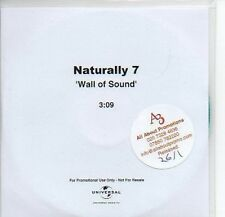 (113B) Natually 7, Wall of Sound - DJ CD
