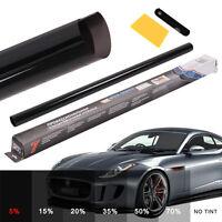 PRO LIMO BLACK 5% CAR WINDOW TINT ROLL 2X 3M x 75CM FILM TINTING