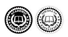 Seal Round Embosser for Academic and Excellence