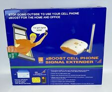 zBoost Cell Phone Signal Extender YX-510 NEW Open Box Dual Band 800/1900 MHz