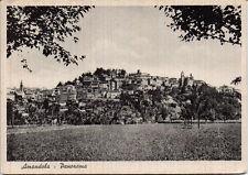 AMANDOLA – PANORAMA – CARTOLINA FG VIAGGIATA FERMO MARCHE