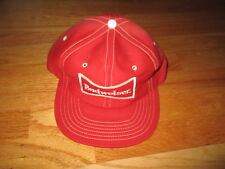 Vintage BUDWEISER Bow Tie Beer (Adjustable Snap Back) Cap