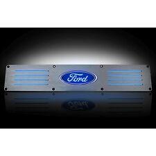 RECON 264121RFD Ford SUPERDUTY 99-15  Aluminum  Emblems Illuminated door sill