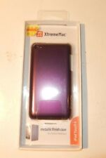 New Ipod Touch 4 Purple Metallic Finish Case by ExtremeMac