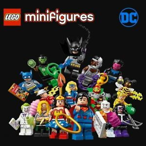 LEGO 71026 DC Super Heroes Minifigures - PICK YOUR OWN