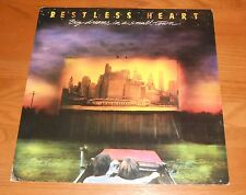 Restlesss Heart Big Dreams in a Small Town Poster 2-Sided Flat Promo 12x12 RARE