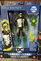 "DC Comics Multiverse Lobo BAF Series Kyle Rayner Green Lantern 6"" Action Figure"