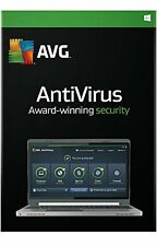 AVG ANTI VIRUS 2017 - 1 PC for 2 Year - DOWNLOAD ONLY