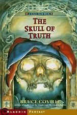 The Skull of Truth: A Magic Shop Book (Magic Shop Series , No 4)-ExLibrary