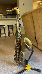 JL Woodwinds Intermediate Bb Tenor Saxophone with Andreas Eastman Neck