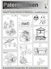 Spieldose patente s Kompendium auf über 700 Seiten!