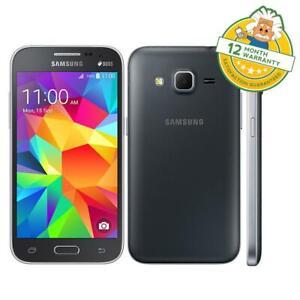 Samsung Galaxy Core Prime G361 Black (Unlocked) 8GB Android Smartphone - GRADE A