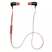Bluetooth® Headphones Cordless Hands-Free SilverCrest Red