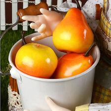 Pear Dollmore Mini Fruit Yellow