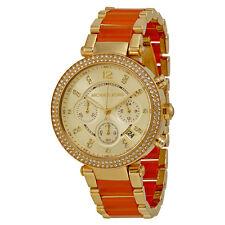 MICHAEL KORS Ladies Watch MK6139 Multi-function Retail $275