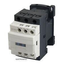 30 AMP CONTACTOR 3 Pole 120V Motor 32A 20A, Lighting 40A 50A NO NC 3 phase 600v