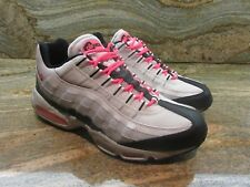 2008 Nike Air Max 95 Premium SZ 9.5 Hot Lava Rebel Pack Infrared OG 609048-182