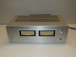 Hitachi HMA-6500 Power Amplifier Vintage High End Classic Hi Fi