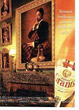 Publicité Advertising 037  2000   William Grant's   whisky   son secret