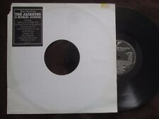 Jacksons The / Michael Jackson  Epic Hits From.. Epic S XPR 1207 Promo Vinyl LP