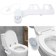 Clean Clear Rear End Bidet Butt Washer Adjustable Fresh Water Spray Toilet 3Size