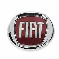 """New Genuine FIAT 500 Front Bumper Center Badge """"FIAT"""" Emblem Logo 51932710 OEM"""