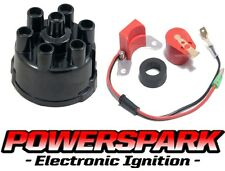 All vehicles with 45D6 Lucas Distributor Electronic Ignition - Cap - Rotor Arm