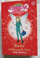 "RAINBOW MAGIC ""PERRIE"" The Paramedic Fairy - Helping Fairies, Book 3,DAISY MEA"