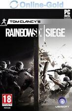 Tom Clancy's Rainbow Six Siege - PC Code jeu à télécharger Uplay Ubisoft [EU/FR]