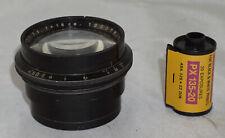 Ernemann ERNON f3.5 18cm Lens