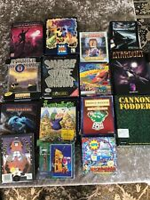 ATARI ST boxed games. Collect from CW12 or use courier.