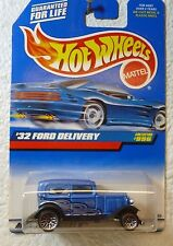 1999 HOT WHEELS '32 FORD DELIVERY #996 - LACE WHEELS