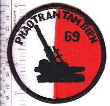South Vietnam Army ARNV 69th Artillery Battalion ''Phaotran Tam Bien''