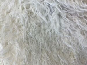 Mongolian Faux Fur Long Pile Fabric Pieces