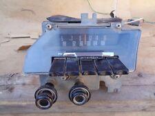 1969 1970 Ford Galaxie AM/FM RADIO Original Factory 500 XL LTD push button
