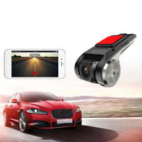 1080P Car DVR Vehicle Camera Video Recorder Dash Cam Night Vision ADAS ep